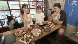 哈孝遠忍痛風主持《食尚玩家》 方志友想搶飯碗!