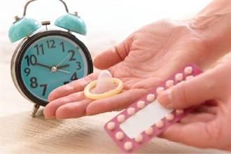 內射靠吃避孕藥解決 女大生竟沒月經了