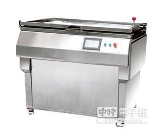 銘峰印刷UV LED平行曝光機 產業新利器
