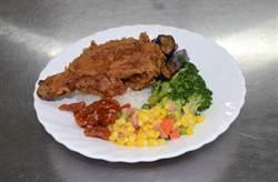 岡山雞腿飯食材新鮮 銅板價足感心