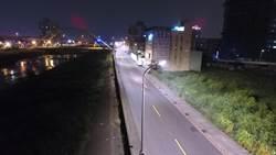 低碳節能 中市府更換近10萬盞LED路燈省電1億多