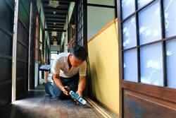 潮州日式建築修復2年3棟複驗 預計11月開館試營運