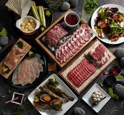 「牧島燒肉」推百元加價購翼板牛或松阪豬