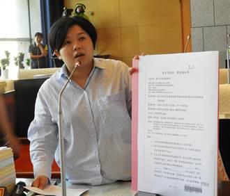 台中》國民黨議員批市長「夫人干政」主持會議?林佳龍反駁不實指控已經提告