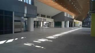 花蓮車站明第一階段啟用 舊站預計蓋青年旅館
