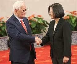 張忠謀出席APEC 蔡英文交付2大任務