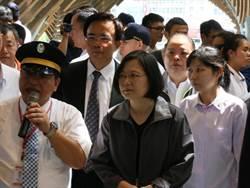 台鐵花蓮新站正式啟用 代理縣長蔡碧仲歡迎國內外遊客到訪花蓮