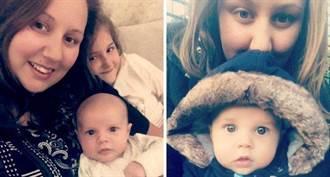 蝦咪?! 媽媽一根頭髮闖大禍  2個月大寶寶險被截肢