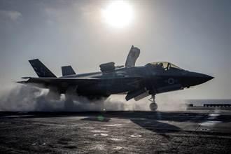 F-35戰機阿富汗首秀 美媒狠批:浪費時間搞噱頭