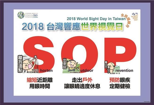 今年眼科醫學會提出全民護眼SOP,落實視力保健(圖/愛爾康提供)