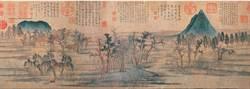乾隆送瓔珞的撩妹神器「鵲華秋色」藏身在台北故宮