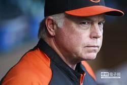 MLB》金鶯創隊史最爛戰績 總教練、總經理雙雙下台