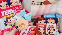 可愛到捨不得用!韓國搶翻的「HOLIKA X 不二家聯名彩妝」台灣也買得到了!