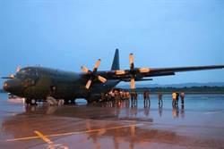 天兵!1小時22萬 菲用C-130運蔬果降物價