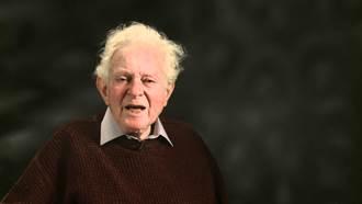 預言上帝粒子 諾貝爾獎得主萊德曼過世 享年96歲