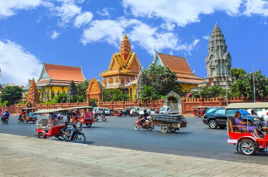 柬埔寨房產總價低投報率又好,吸引台灣人前往置產。(達志影像/shutterstock提供)