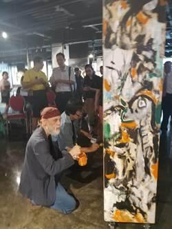 台灣、新加坡藝術聯展  推動文化南向交流