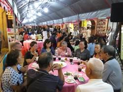 深坑「多福宴」上菜!逾500人大啖豆腐美食