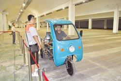 康騏展示電動二輪車零配件
