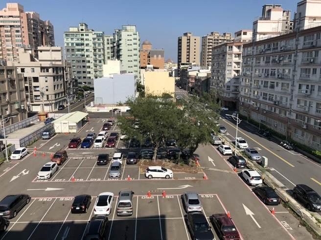 香山運動中心已規畫興建中。(徐養齡攝)