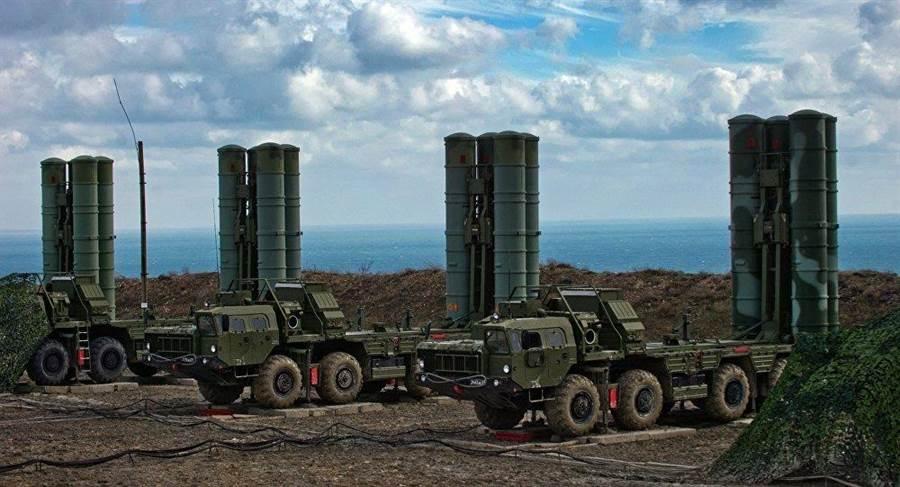 僅管美國威脅要制裁,印度還是鐵了心向俄國購買S-400防空系統。圖為S-400反導防空系統。(圖/俄羅斯國防部)