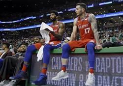NBA》雷迪克讚大陸球迷:最有禮貌的噓聲