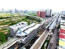 捷運利多!去年全台建物交易面積前十大 中市占兩區