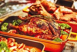 福華呷土耳其佳餚 西華吃慕尼黑烤雞