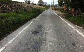 霧峰區北岸路 10/9路平施工月底完工
