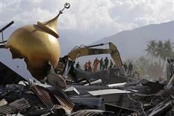 災情慘!印尼飆1649死還有千人失蹤 英女王捐款救難