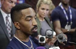 NBA》從場外打到街頭?JR怒嗆史馬斯假摔王
