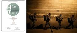 軍聞社再躍國際舞台!「On the way」獲國際攝影榮譽獎