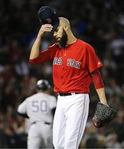 MLB》紅襪仍相信普萊斯 但可能轉救援