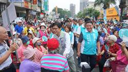 鳳山客家後援會 4000人挺陳其邁