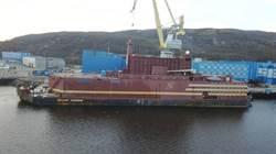 俄國「浮動核電廠」裝完燃料 力拚今年熱測試