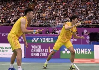台北公開賽》「雙麟」連霸成功 本土組合第一次