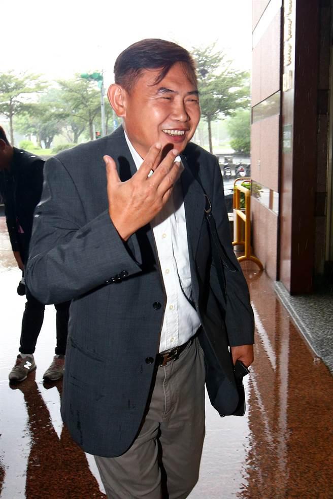 前民進黨副秘書長李俊毅。(圖/本報資料照,陳信翰攝)