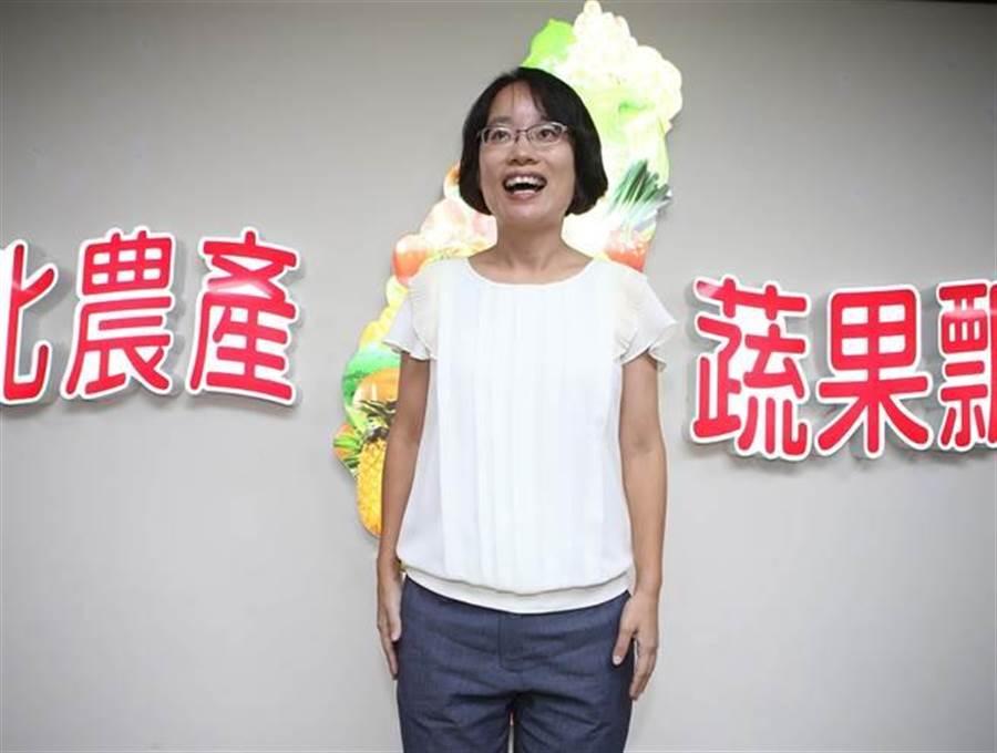北農總經理吳音寧。(本報資料照片)
