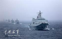 中共海軍造艦支出驚人 航母編隊要花多少錢?