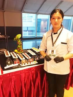 馬來西亞檳城廚藝賽  城市科大以「人生六味」奪金