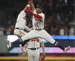 MLB》勇士背水一戰 滿貫轟擊退道奇