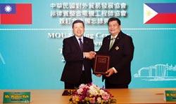 貿協與菲律賓IIEE簽署MOU