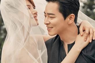 什麼~他們竟然偷偷結婚了!曹政奭、Gummy甜蜜婚紗照大公開
