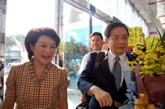 管中閔來嘉談經濟 有人促選總統
