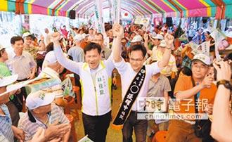 龍燕交鋒 政績牌對行動派