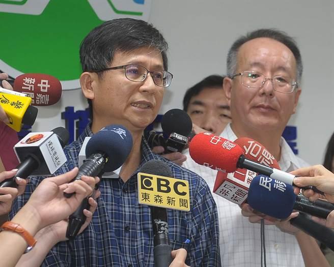 前環保署副署長詹順貴。(圖/本報系資料照片,季志翔攝)