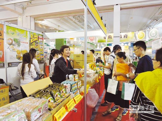 「2018臺南國際生技綠能展」將在今(8)日落幕,有興趣的民眾,請把握時間前往參觀。圖/陳惠珍