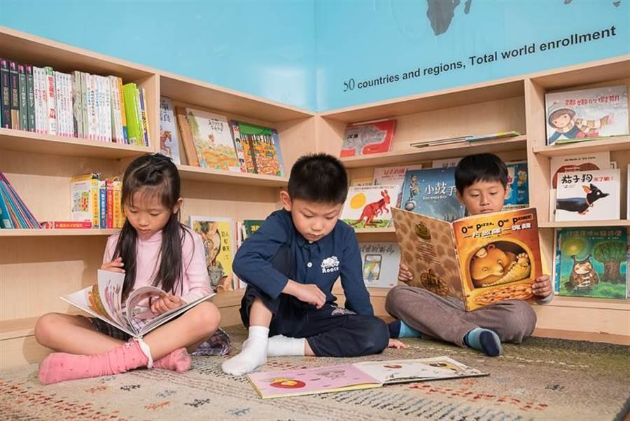 KUMON從幼兒輔導的經驗發現,閱讀能力是所有學習的基礎。(圖/KUMON提供)