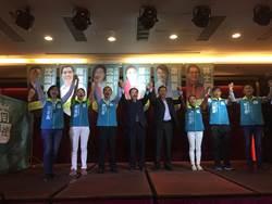 台南》民進黨6新人組「台南青連線」 喊新血進軍議會
