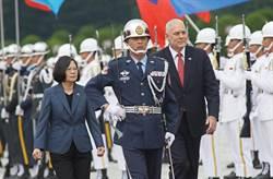 聖露西亞總理:會肩並肩與台灣站在一起